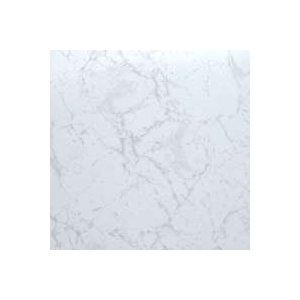 Self Adhesive Vinyl Floor Tile, White Marble